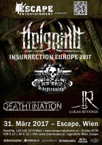 Helgrind, New World Depression, Deathtination, Lukas Revenge