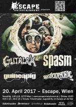 Gutalax, Spasm, Guineapig, Squirtophobic
