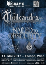 Thulcandra, Nailed To Obscurity, Dismal Lumentis, Gates Of Sleep