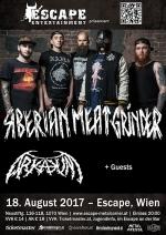 Siberian Meat Grinder, Arkaeum & Guest