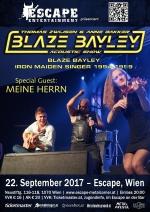 Blaze Bayley (Akustik Show), Meine Herrn