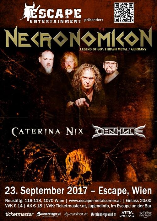 Necronomicon, Caterina Nix, Deathtale