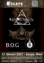 Au-Dessus, Zatokrev, BOG, Gates Of Sleep