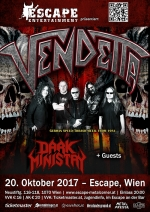 Vendetta, Dark Ministry & Guests
