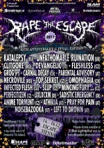 Rape The Escape 2017 - Tag 3