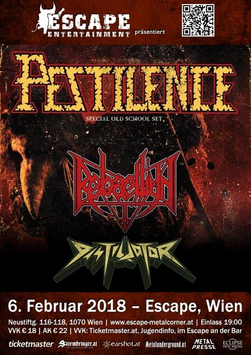 Pestilence, Rebaelliun, Distillator
