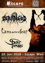 Deranged, Catastrofear, Sors Immanis