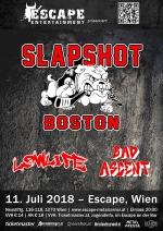 Slapshot, Lowlife, Bad Ascent