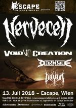 Nervecell, Void Creation, Deathtale, Dayum