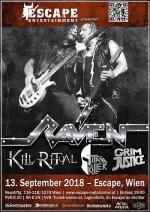 Raven, Kill Ritual, Titan Killer, Grim Justice