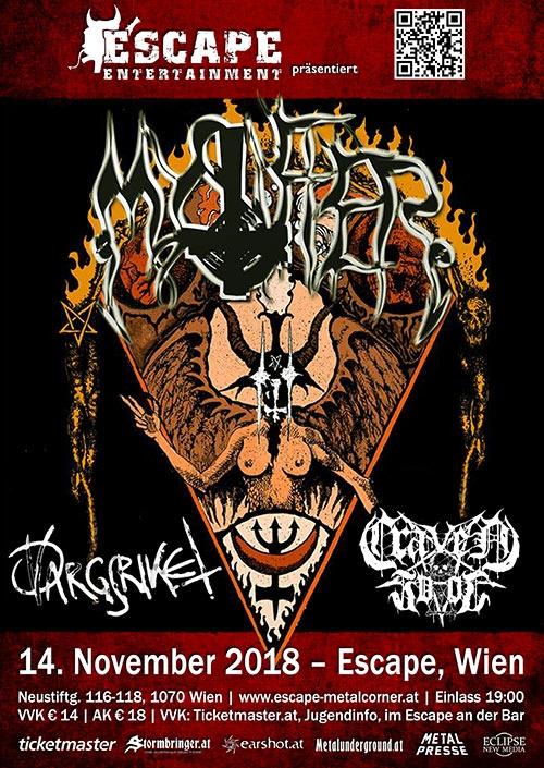 Mystifier, Vargsriket, Craven Idol