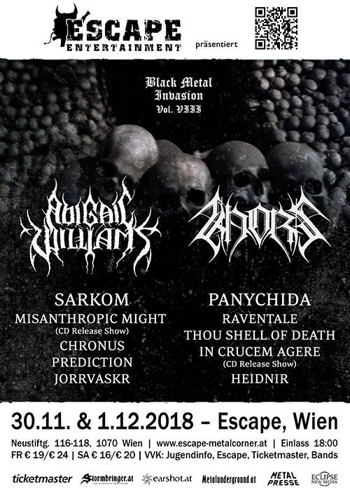 Black Metal Invasion VIII - Tag 1