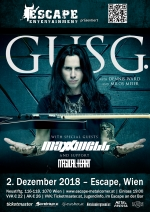 Gus G, Maxxwell, Magical Heart