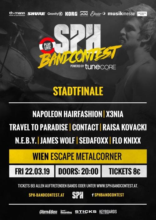SPH Bandcontest Stadtfinale