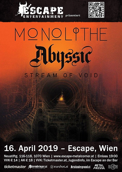 Monolithe, Abyssic, Stream Of Void