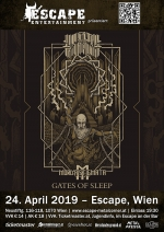 Imperial Triumphant, Mord'A'Stigmata, Gates Of Sleep