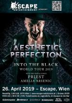 Aesthetic Perfection, Priest, Amelia Arsenic