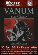 Vanum, Sun Worship & Guest