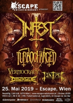 Infest, Turbocharged, Vermocracy, Deathtale, Ignipes