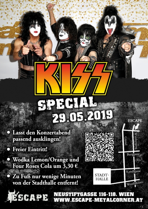 Kiss Aftershowparty