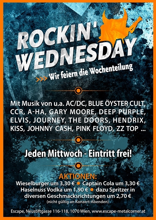 Rockin´ Wednesday