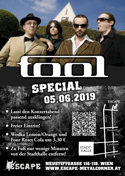 Tool Aftershowparty