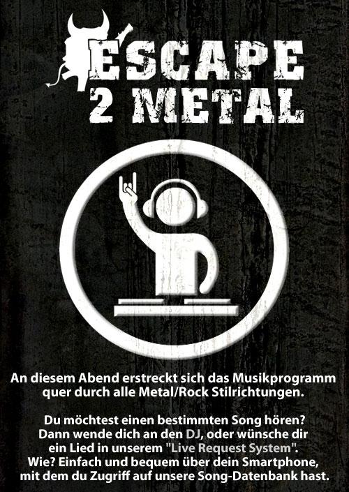 Escape 2 Metal