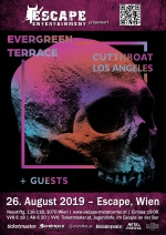 Evergreen Terrace, Cutthroat L.A. & Guests