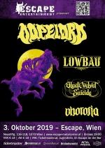 Dopelord, Lowbau, Black Velvet Suicide, Chorosia