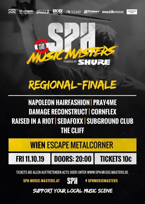 SPH Music Masters Regional-Finale