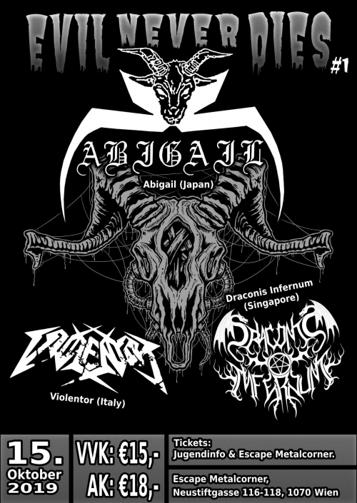 Abigail, Violentor, Draconis Infernum