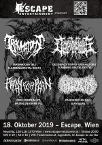 Traumatomy, Disfigurement Of Flesh, Pray For Pain, Paediatrician