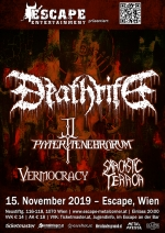 Deathrite, Pater Tenebrarum, Vermocracy, Sarcastic Terror