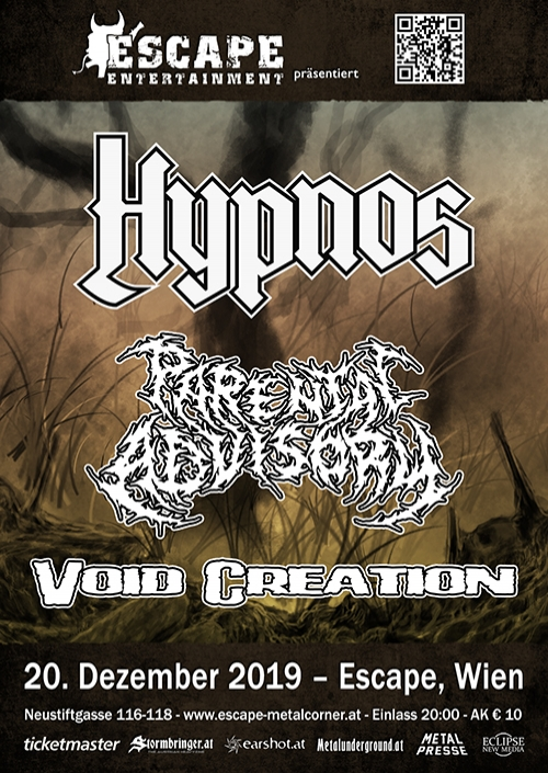 Hypnos, Parental Advisory, Void Creation