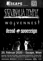 Saturnalia Temple, Wolvennest, Dread Sovereign