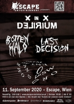 In Delirium, Rotten Halo, Last Decision, Random Assortment Of Words