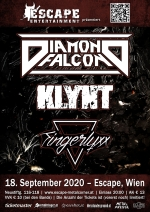 Diamond Falcon, Klynt, Fingerlyxx