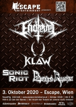 Endlevel, Klaw, Sonic Riot, Beyond Reason