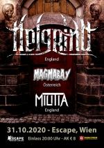 Helgrind, Magmabay, Militia