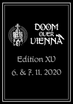 Doom Over Vienna 2020 - Tag 1