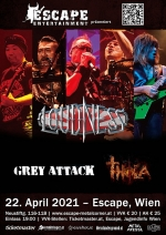 Loudness, Grey Attack, Thola