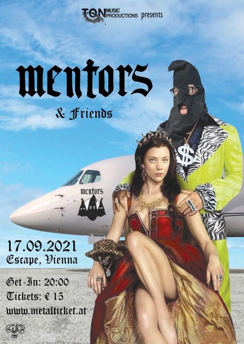 Mentors & Friends