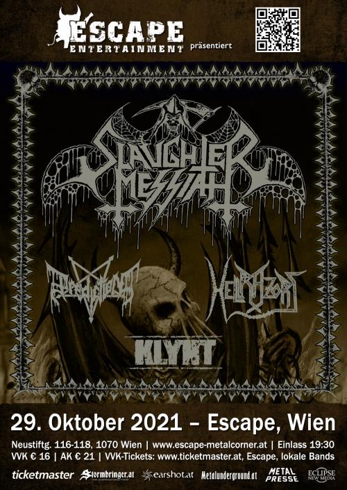 Slaughter Messiah, Prediction, Hellrazors, Klynt