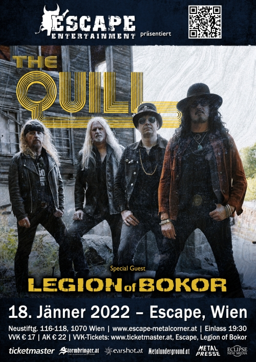 The Quill, Legion Of Bokor
